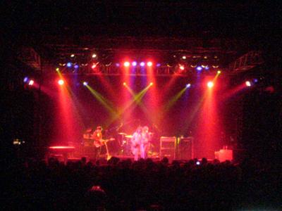 Razorlight live